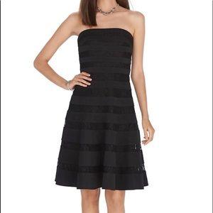 ✨WHBM Black Dress